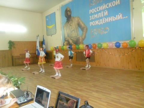 Фестиваль творчества дошкольников «Северная звёздочка»